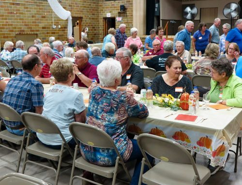 Fall Social / 45th Anniversary Celebration